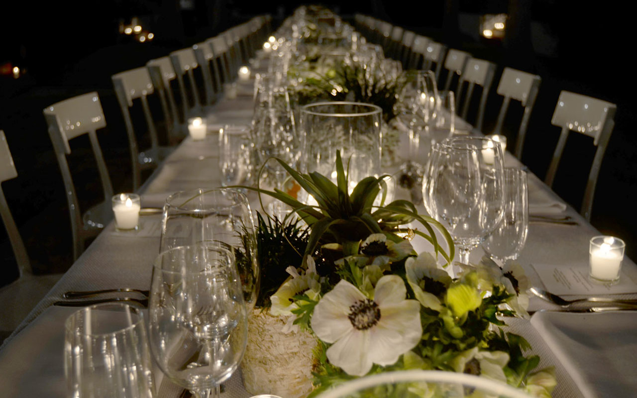 Richard Meier and Assouline Dinner, Art Basel Miami 2015, Surf Club