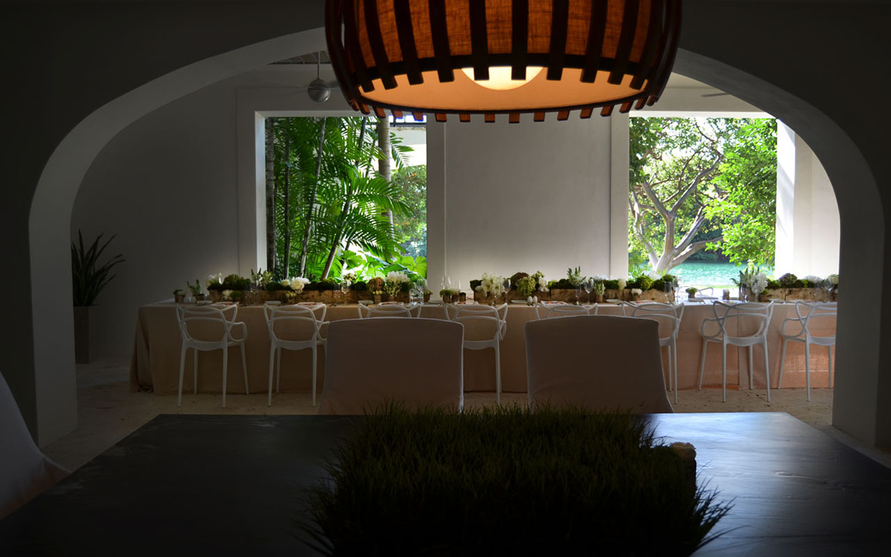 UBS Luncheon, Art Basel 2015, Private Residence