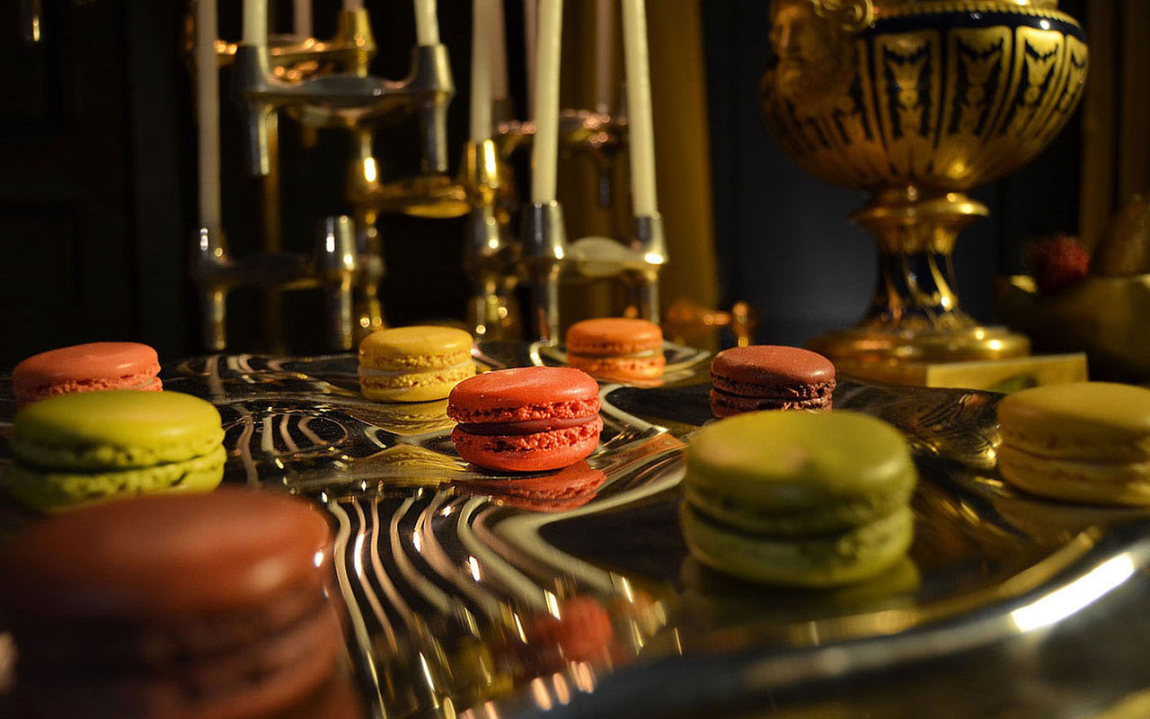 Les Macarons (Table Collaboration: Coorengel & Calvagrac)